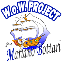W.o.W.Project per Mariano Bottari